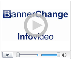 BannerChange Infovideo
